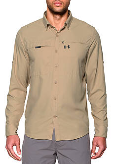 Under Armour® Fish Stalker Long Sleeve Shirt