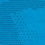 Under Armour® T-shirts for Men: Brilliant Blue/Stealth Gray Under Armour Tech™ Jacquard T-Shirt