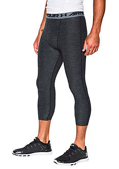 Under Armour Heat Gear® Armour Twist 3/4 Compression Leggings