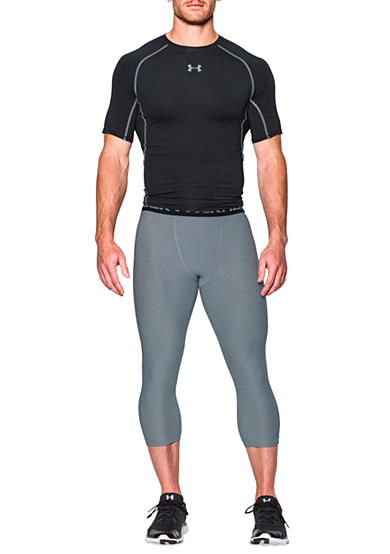 Under Armour® Heat Gear® Armour Twist 3/4 Compression Leggings