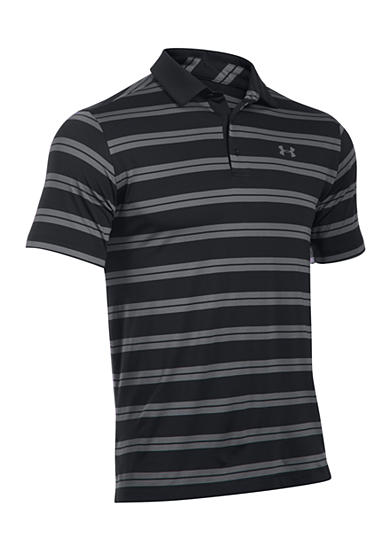 Under Armour® Groove Stripe Polo Shirt