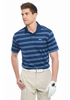 Under Armour Groove Stripe Polo Shirt