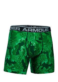 Under Armour Original Series Printed Boxerjock Boxers - Single Pair