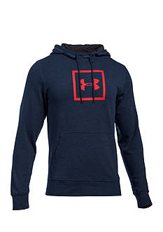 Under Armour ColdGear® Tri-Blend Patch Logo Hoodie