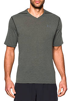 Under Armour® Ultimate V Neck Tee Shirt