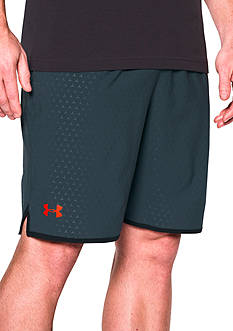 Under Armour® 9-in. Qualifier Novelty Shorts