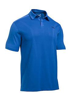 Under Armour Threadborne Jacquard Polo Shirt