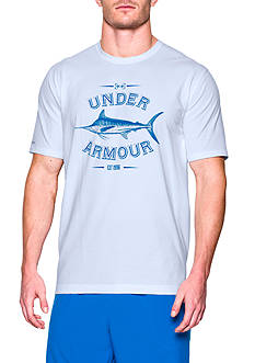 Under Armour® Classic Marlin Tee Shirt