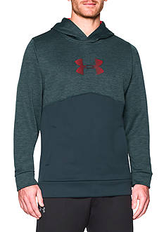 Under Armour® Storm Armour® Fleece Logo Twist Hoodie