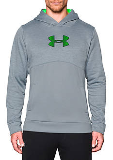 Under Armour Storm Armour® Fleece Logo Twist Hoodie