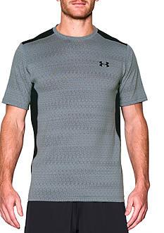 Under Armour Raid Jacquard T-Shirt