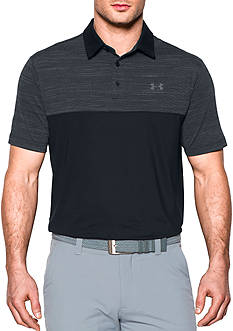 Under Armour® Playoff Polo Blocked Shirt