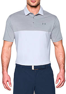 Under Armour Playoff Polo Blocked Shirt