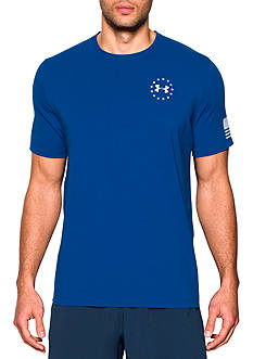 Under Armour Freedom Flag Graphic Tee