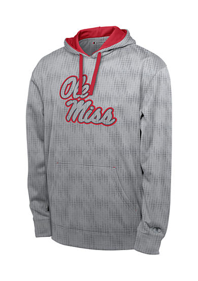 Champion® Ole Miss Rebels Match-Up Hoodie