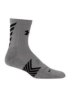 Under Armour Undeniable Mid Crew Socks - Single Pair