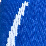 Young Mens Activewear: Socks: Royal/White Under Armour Undeniable Crew Socks