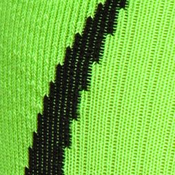 Young Mens Activewear: Socks: Hi Vis Yellow/Black Under Armour Undeniable Crew Socks