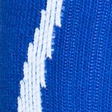 Big and Tall Socks: Royal/White Under Armour Big & Tall Undeniable Crew No Show Socks