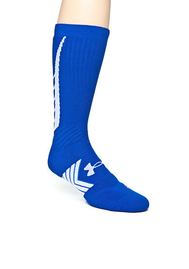 Under Armour® Big & Tall Undeniable Crew No Show Socks