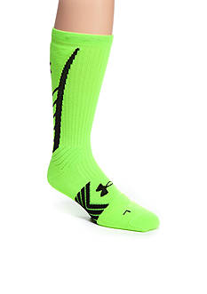 Under Armour Big & Tall Undeniable Crew No Show Socks
