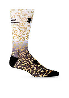 Under Armour® Steph Curry MVP Crew Socks - Single Pair