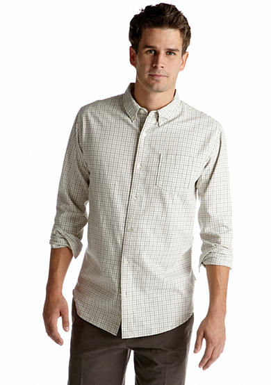 Field & Stream Long Sleeve Brushed Twill Woven Shirt