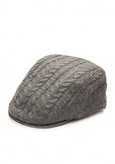 Colombino Cable Knit Ivy Cap