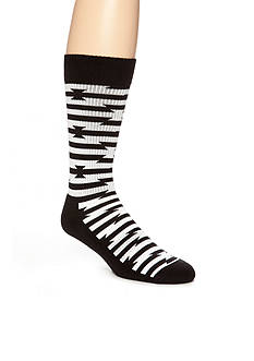 Happy Socks Barb Wire Athletic Socks - Single Pair