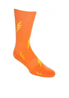 Happy Socks Athletic Lightning Bolt Socks - Single Pair