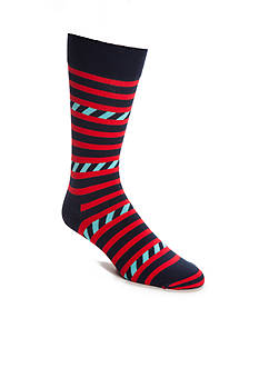 Happy Socks Stripes and Stripes Socks- Single Pair