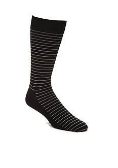 Happy Socks Big & Tall Thin Stripe Socks - Single Pair