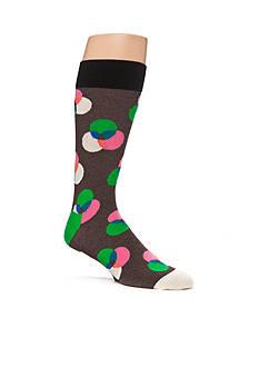 Happy Socks Men's Spectrum Crew Socks - Single Pair