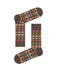 Happy Socks Temple Socks- Single Pair