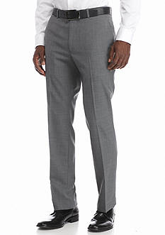 Dockers Battery Street Slim-Fit Wool-Blend Suit Pants