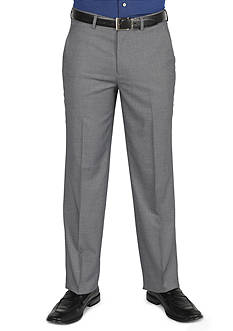 Dockers® Essentials Straight Fit Flat Front Dress Pants