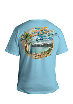 Saddlebred® Island Adventures Waverider Tours Graphic Tee