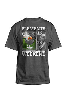 Saddlebred® Elements of Dad Graphic Tee