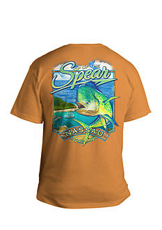 Saddlebred® Big & Tall Tip Of The Spear Graphic Tee
