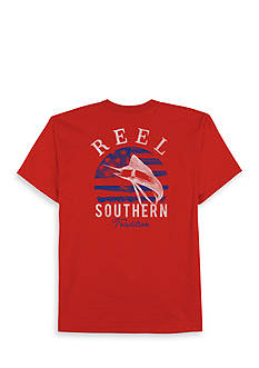 Saddlebred® Big & Tall Reel Southern Short Sleeve Graphic Tee