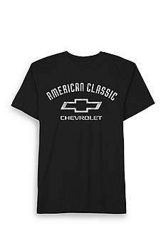 Saddlebred® Big & Tall American Muscle Short Sleeve Graphic Tee