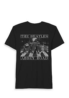 Saddlebred® Big & Tall Abbey Road Short Sleeve Graphic Tee