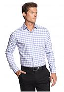 MADE Cam Newton Non Iron Medium Gingham Shirt