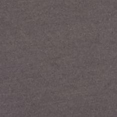 Mens T-shirts: Henley: Charcoal Heather Long Sleeve Mixed Media Henley Shirt