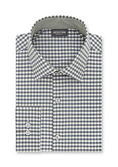 Kenneth Cole Reaction Reaction Wrinkle Free Slim Fit Dress Shirt