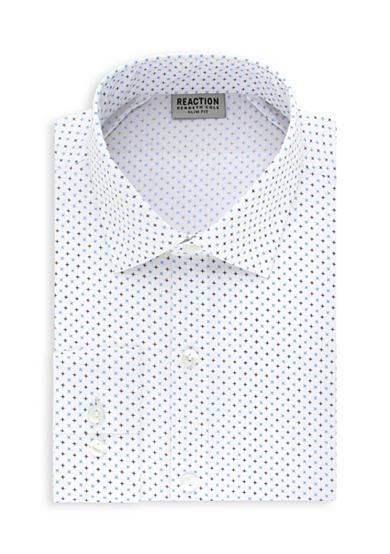 Kenneth Cole Reaction Slim Fit Technicole Dress Shirt Belk