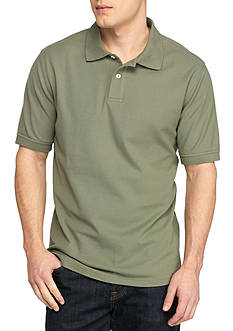 Saddlebred Core Pique Polo Shirt