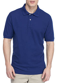 Saddlebred Core Pique Polo Shirt
