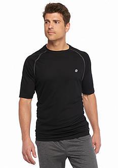 SB Tech Basic Short Sleeve Mesh Crew Neck Shirt
