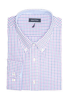 Nautica Classic Fit Eastport Button Down Shirt